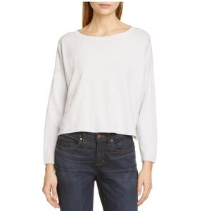 Eileen Fisher Jewel Boxy top